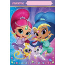 grossiste Emballage cadeau: Shimmer and Shine Sac cadeau 8 pcs
