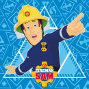 Magic Hand Towel Face Washing, Towel Fireman Sam