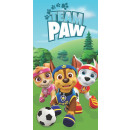 Paw Patrol bath towel, beach towel 70 * 140