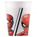Spiderman, Pókember komposztálható papírpohár