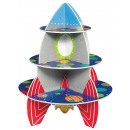wholesale Casserole Dishes and Baking Molds: Space Cupcake, Muffin Stand
