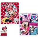 Fleece deken Disney Minnie 120 * 140cm
