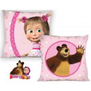 wholesale Licensed Products: Masha and the Bear  pillowcase 40 * 40 cm