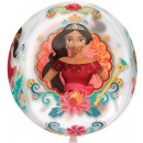 Disney Elena ball of foil balloons Avalor