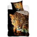 Leopard bedding cover 140 × 200cm, 70 × 90 cm