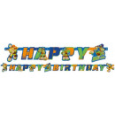 ingrosso Prodotti con Licenza (Licensing): Ninja Turtles , Teen Ninjas Teddy Bears Happy Birt