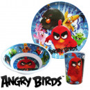 Tableware, melamine sets Angry Birds