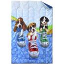 Bedspread Dog, The Dog 140 × 200cm