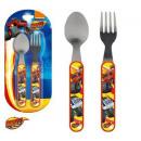wholesale Houshold & Kitchen: Cutlery Set - 2-piece Blaze, Flame