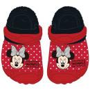 Disney Minnie kids winter slippers clog