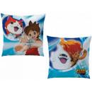 Großhandel Kinder- und Babyausstattung: Yo-kai-Uhr-Kissen, Kissen 40 x 40 cm