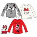Kid's long-sleeved t-shirt DisneyMinnie 3-8 ye