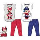 ingrosso Prodotti con Licenza (Licensing): Disney Minnie set 2 pezzi 3-8 anni