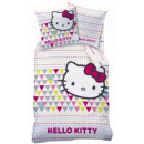 Ropa de Hello Kitty 140 x 200 cm, 63 x 63 cm