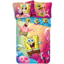 Copriletto SpongeBob 140 × 200 cm, 70 × 90 cm