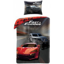 Fast and Furious bedding 140x200 cm, 70x90 cm