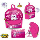 wholesale Backpacks: Backpack bag Super Wings 29cm