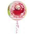 Teletubbies Sphere Foil Balloons 40 cm