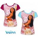 T-shirt enfant, haut Disney Vaiana 3-8 ans