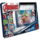 Digital Watches & Wallets Avengers , Rogues