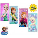 Großhandel Lizenzartikel: Disney Frozen, Gefrorene Badetuch