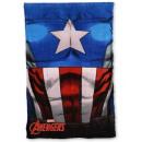 Plush Duvert Avengers , Revenge of 100 * 150 cm
