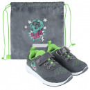 Avengers Street shoes with gym bag 23-30