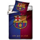 Bed linen FCB, FC Barcelona 140 × 200cm, 70x90cm