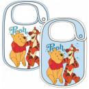 grossiste Articles sous Licence: Bavette pour bébé  Disney Winnie the Pooh