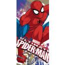 Spiderman bath towel beach towel 70 * 140cm