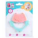 Großhandel Babyspielzeug: Eulenbaby kauen + rasseln