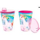 Csőrös pohár Unicorn, Unikornis