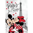 nagyker Licenc termékek: Disney Minnie polár takaró 100*150cm