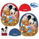 Disney Mickey del bebé gorra de béisbol 48-50cm
