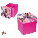 Toy Storage Disney Soy Luna