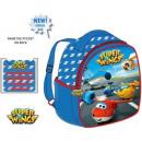 Großhandel Handtaschen: Kühltasche, Mittagessen Tasche Super Wings - Super