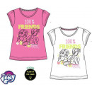 My little pony in the dark is a kid's t-shirt