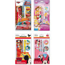 Stationery set (6 pieces) for Disney