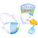 Baby Boy Fólia lufi