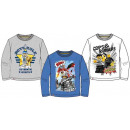 Kinder langärmeliges T-Shirt LEGO Minifiguren 4-10