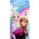 Disney frozen , lodowy ręcznik kąpielowy, ręcznik
