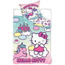 Hello Kitty Children's bedding covers 90 × 140
