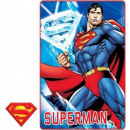 Polar Bettdecke Superman 100 x 150 cm