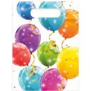 Großhandel Geschenkartikel & Papeterie:-Ballon-Geschenk Beutel 6 Stück