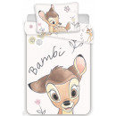 Disney Bambi Gyerek ágyneműhuzat 100×135cm, 40×60