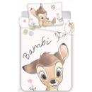Disney Bambi Kinderbettwäsche Bezug 100 × 135 cm,