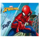 Spiderman kid scarf, snood