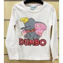 Disney Dziecięca koszulka Dumbo z długim rękawem 2