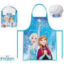 Kids Apron 2 Piece Set Disney Ice Cream