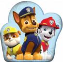 Paw Patrol form pillow, decorative pillow